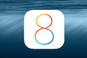 Обои iOS 8