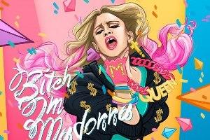 скачать бесплатно рингтон Madonna - Bitch I'm Madonna