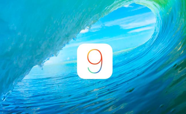 стандартные обои iphone 6 ios 9