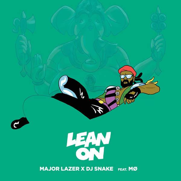 Major-Lazer-MØ-DJ Snake-Lean-On-рингтон