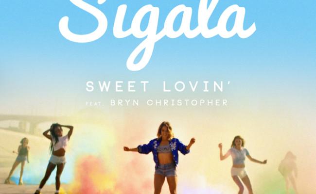 Sigala-Bryn-Christopher-Sweet-Lovin-рингтон