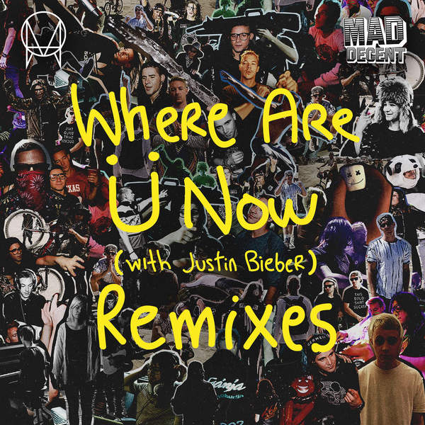 skrillex-diplo-justin-bieber-where-are-u-now-рингтон