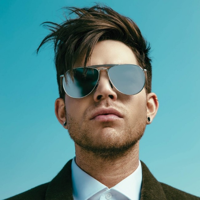 рингтон Adam Lambert - The Original High