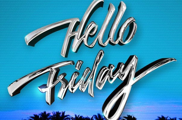 рингтон Flo Rida feat. Jason Derulo - Hello Friday