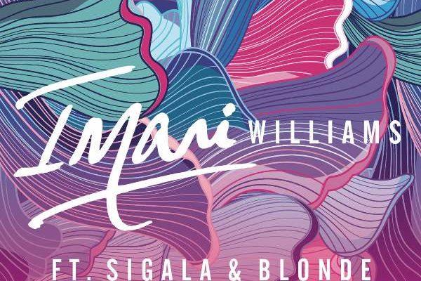 рингтон Imani Williams - Don't Need No Money (feat. Sigala & Blonde)