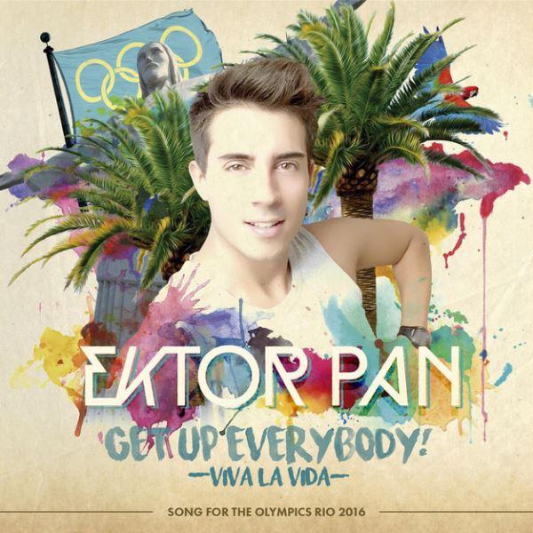 рингтон Ektor Pan - Get Up Everybody (Олимпиада 2016 Бразилия)