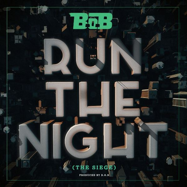 рингтон B.o.B - Run The Night
