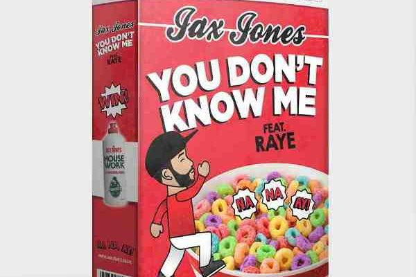 рингтон Jax Jones feat. Raye - You Don't Know Me