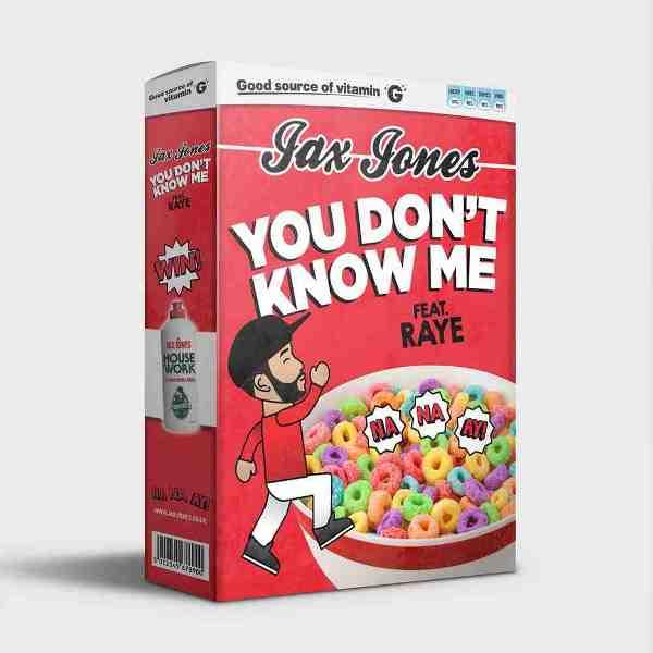 рингтон Jax Jones feat. Raye - You Don't Know Me