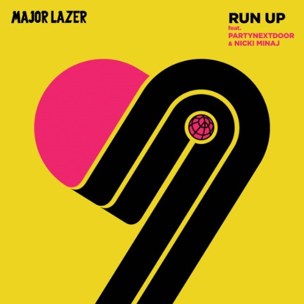 рингтон Major Lazer feat. PartyNextDoor & Nicki Minaj - Run Up
