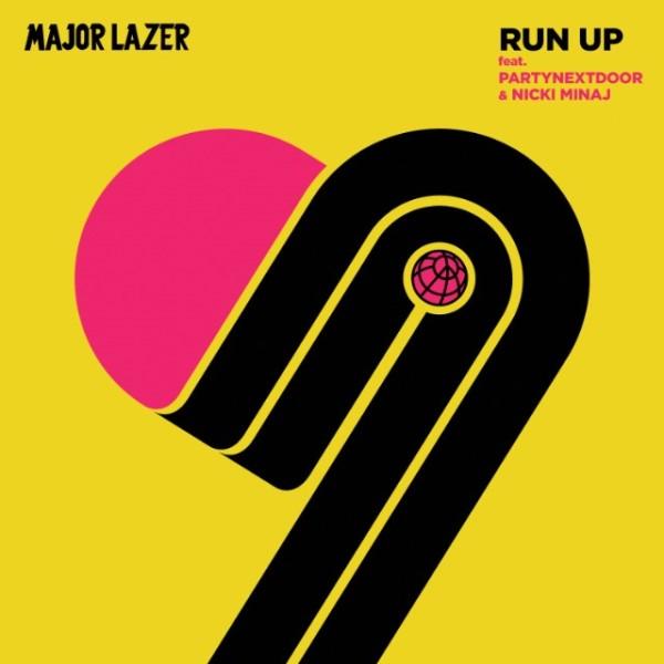 рингтон Major Lazer feat. PartyNextDoor & Nicki Minaj - Run Up