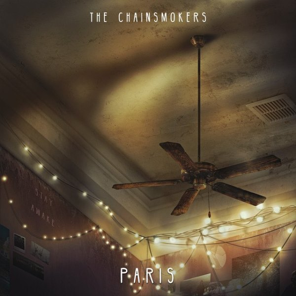 рингтон The Chainsmokers - Paris