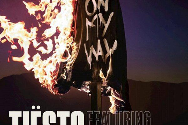 рингтон Tiesto - On My Way (feat. Bright Sparks)