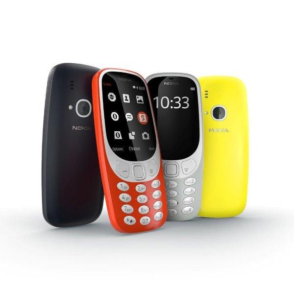 рингтон новой Nokia 3310 2017