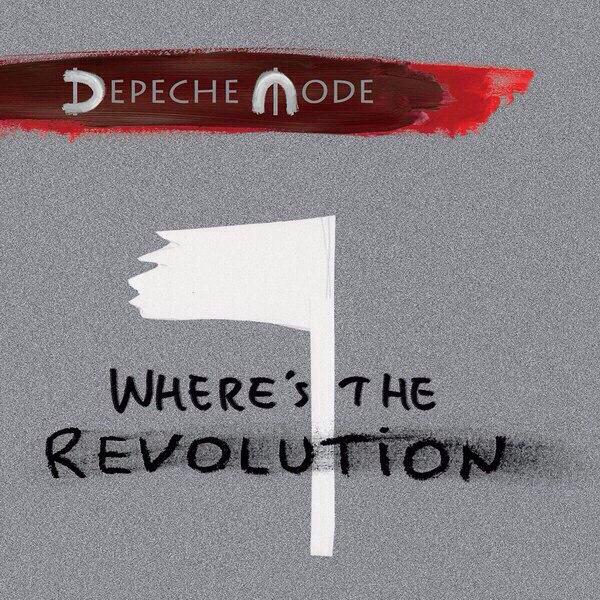 рингтон Dеpеchе Mоdе - Where's the Rеvоlutiоn
