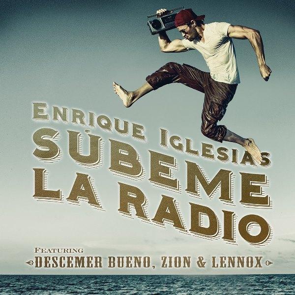 рингтон Enrique Iglesias - Subeme La Radio