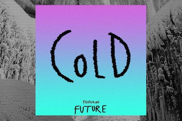 рингтон Maroon 5 - Cold (feat. Future)
