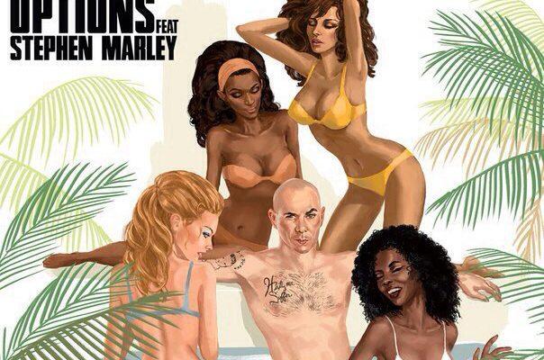 рингтон Pitbull feat. Stephen Marley - Options