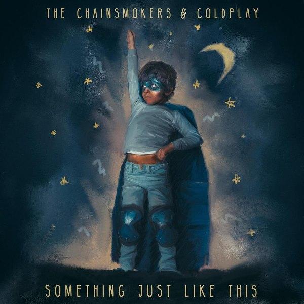 рингтон The Chainsmokers & Coldplay - Something Just Like This
