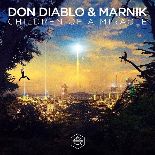 рингтон Don Diablo & Marnik - Children Of A Miracle
