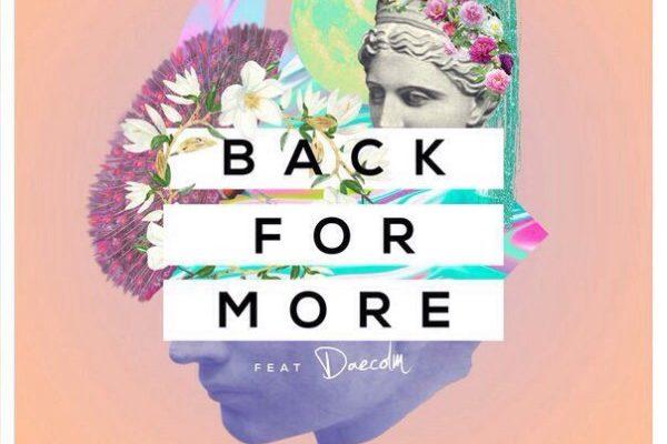 рингтон Feder - Back for More (feat. Daecolm)