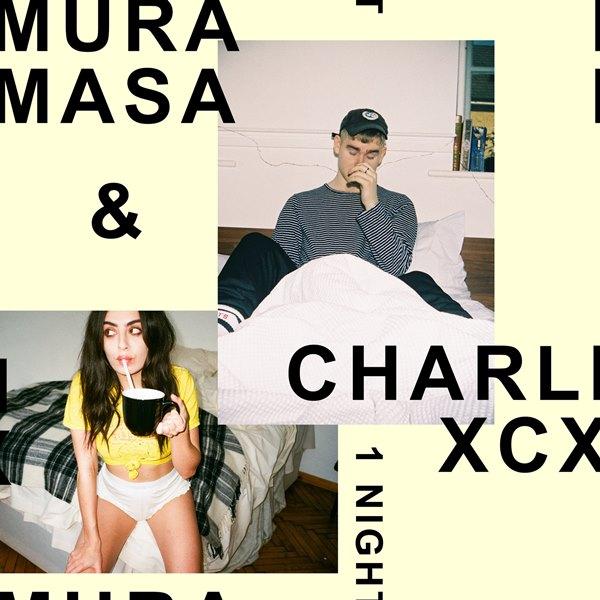 рингтон Mura Masa feat. Charli XCX - 1 Night