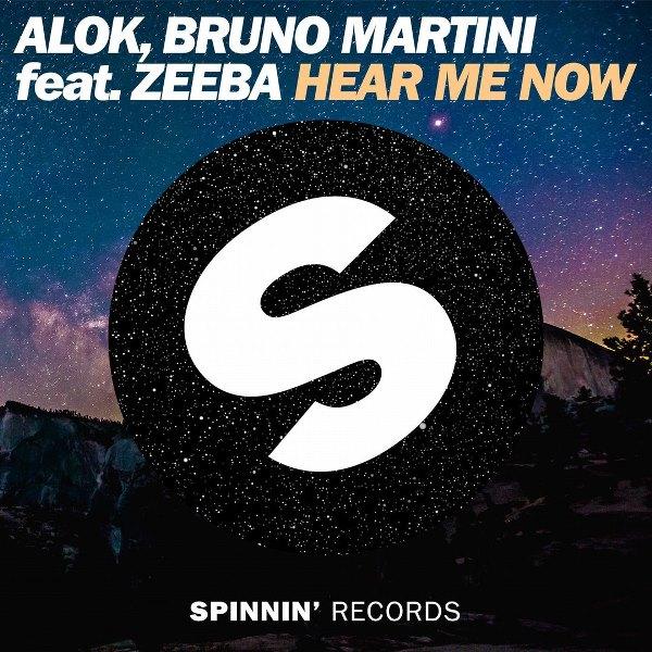 рингтон Alok & Bruno Martini feat. Zeeba - Hear Me Now