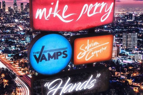 рингтон Mike Perry - Hands (feat. The Vamps & Sabrina Carpenter)