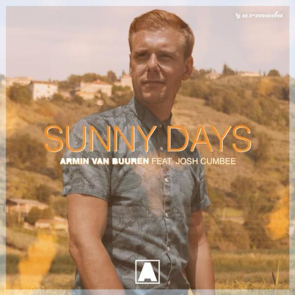 рингтон Armin van Buuren - Sunny Days (feat. Josh Cumbee)