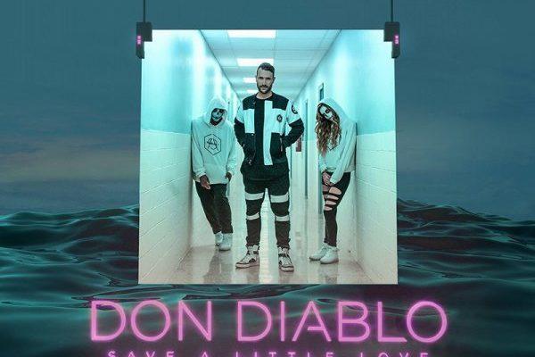 рингтон Don Diablo - Save A Little Love