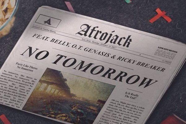 рингтон Afrojack - No Tomorrow (feat. Belly & O.T. Genasis & Ricky Breaker)