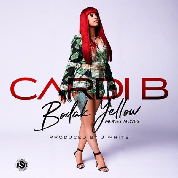 рингтон Cardi B - Bodak Yellow (feat. Kodak Black)