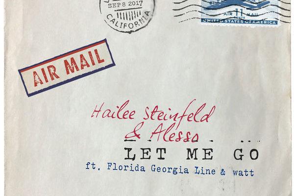 рингтон Hailee Steinfeld & Alesso - Let Me Go (feat. Florida Georgia Line & watt)