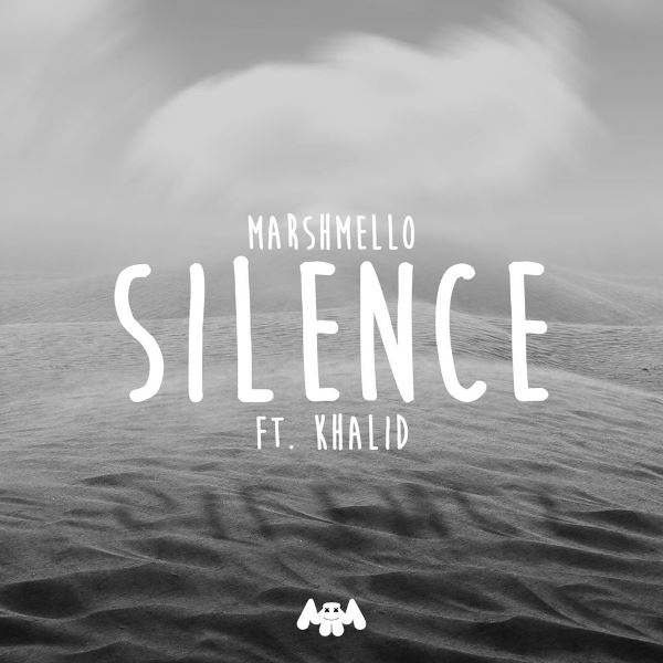 рингтон Marshmello feat. Khalid - Silence