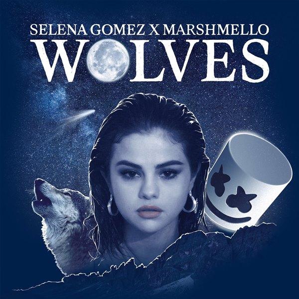 рингтон Selena Gomez & Marshmello - Wolves
