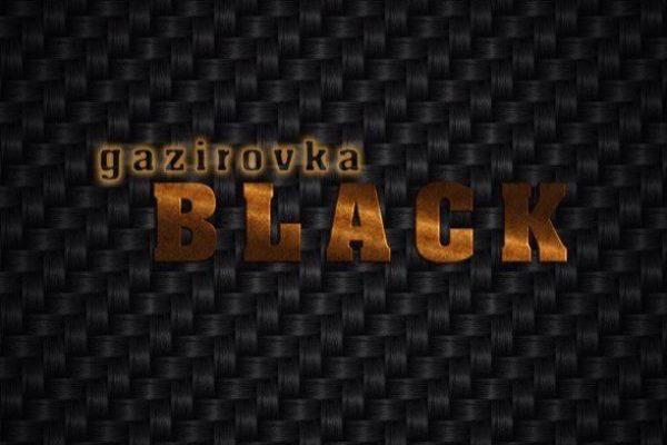 рингтон GAZIROVKA - Black