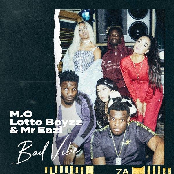 рингтон M.O, Lotto Boyzz & Mr Eazi - Bad Vibe