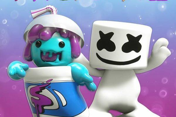 рингтон Slushii & Marshmello - There x2