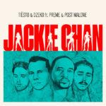 рингтон Dzeko, Tiësto feat. Post Malone, Preme - Jackie Chan