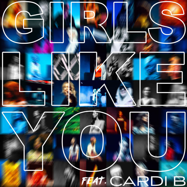 рингтон Maroon 5 ft. Cardi B - Girls Like You