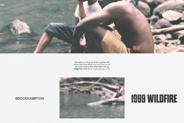 рингтон Brockhampton - 1999 WILDFIRE