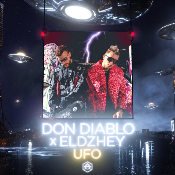 рингтон Don Diablo, Элджей - UFO