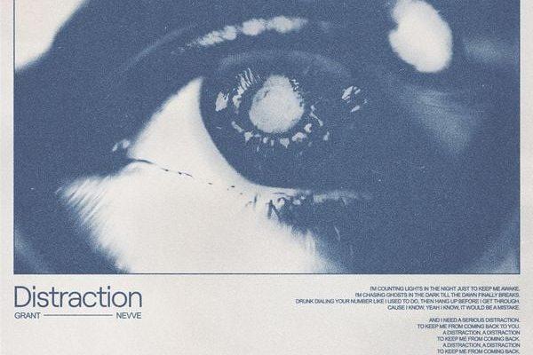 рингтон Grant feat. Nevve - Distraction
