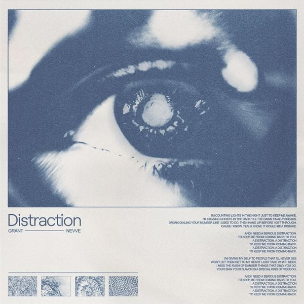 рингтон Grant feat. Nevve - Distraction