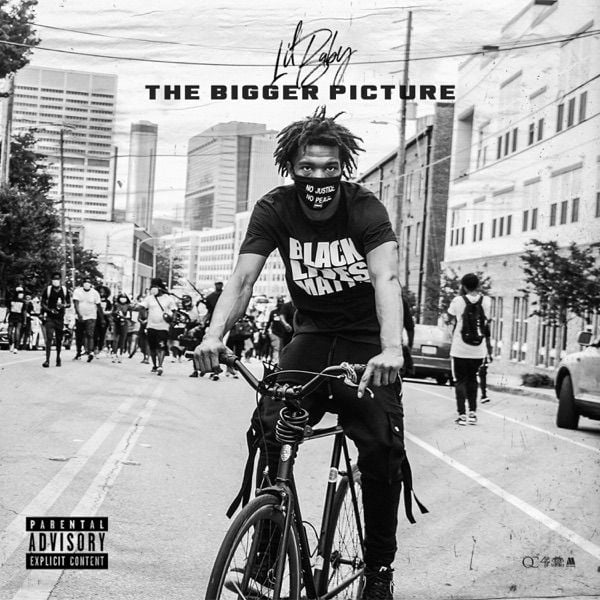 рингтон Lil Baby - The Bigger Picture