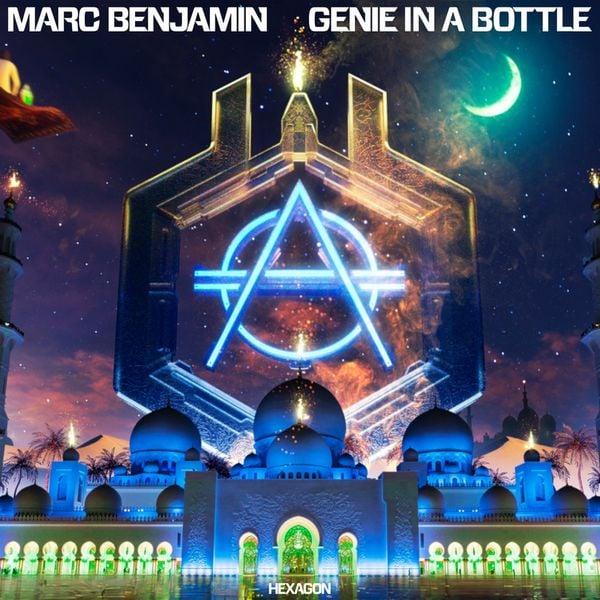 рингтон Marc Benjamin - Genie In A Bottle