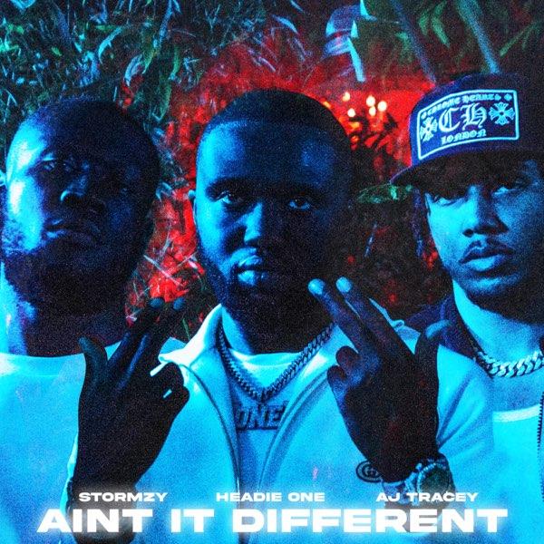 рингтон Headie One feat. AJ Tracey, Stormzy - Ain't It Different