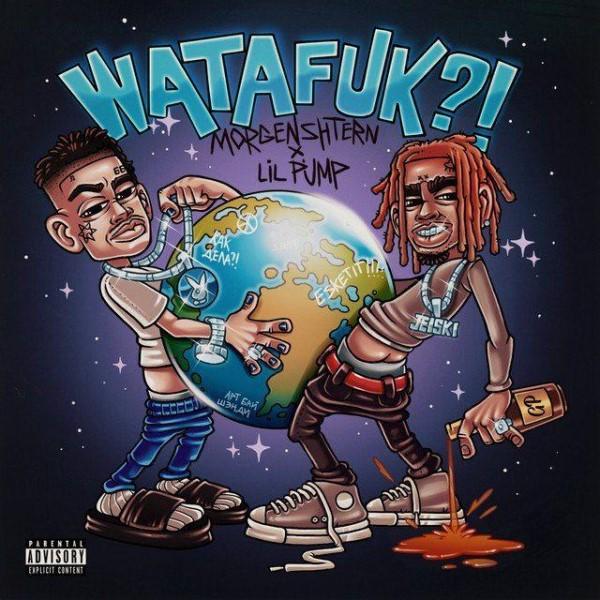 рингтон MORGENSHTERN, Lil Pump - WATAFUK