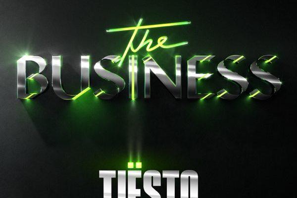 рингтон Tiësto - The Business