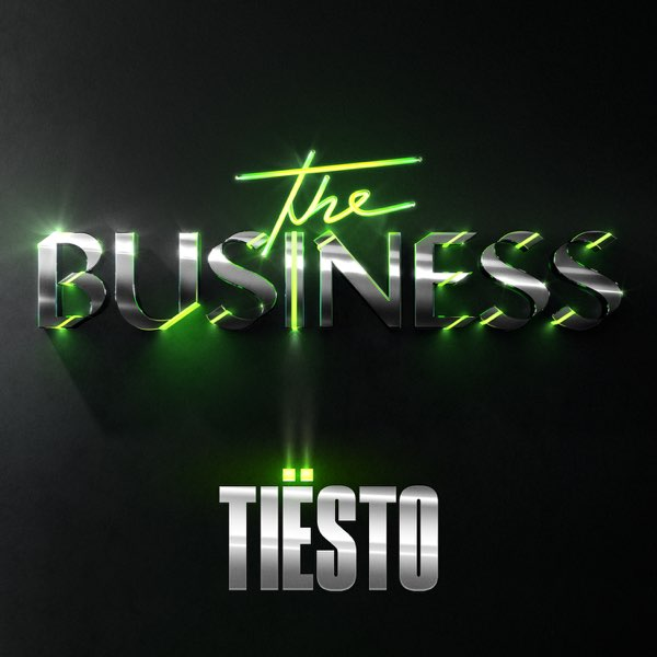 рингтон Tiësto - The Business